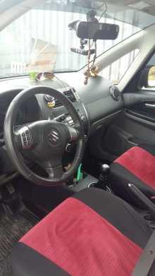 Нягань Suzuki SX4 2011