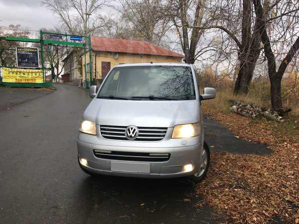 Volkswagen Multivan, 2005 год, 620 000 руб.