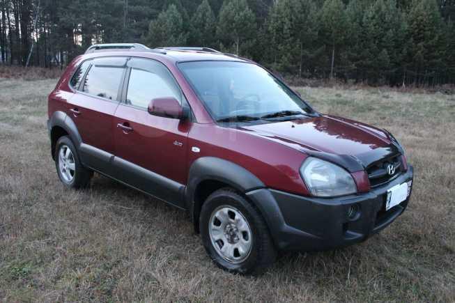 Hyundai Tucson, 2007 год, 530 000 руб.