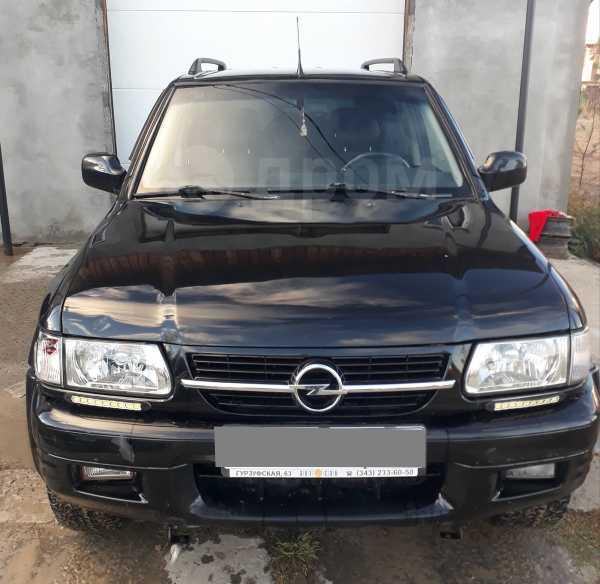 Opel Frontera, 2002 год, 300 000 руб.