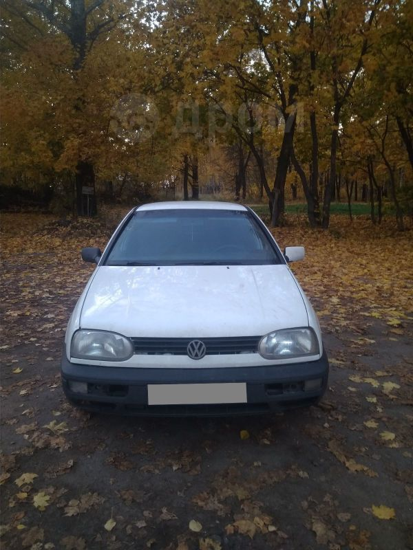 Volkswagen Golf, 1992 год, 55 000 руб.