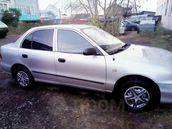 Hyundai Accent, 1998 год, 115 000 руб.