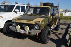 Ставрополь 4x4 Бронто 2009