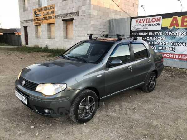 Fiat Albea, 2007 год, 199 000 руб.