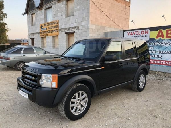 Land Rover Discovery, 2008 год, 749 000 руб.