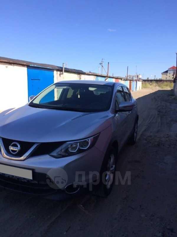 Nissan Qashqai, 2016 год, 800 000 руб.