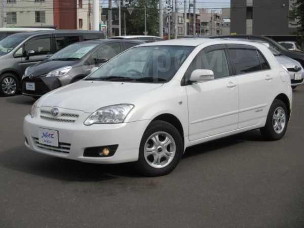 Toyota Allex, 2006 год, 190 000 руб.