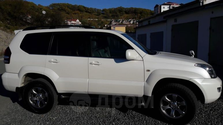 Toyota Land Cruiser Prado, 2009 год, 1 500 000 руб.