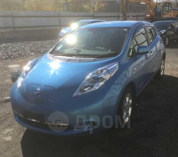 Nissan Leaf, 2012 год, 474 000 руб.