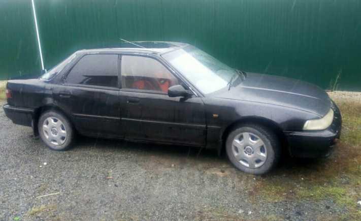 Honda Integra, 1991 год, 53 000 руб.