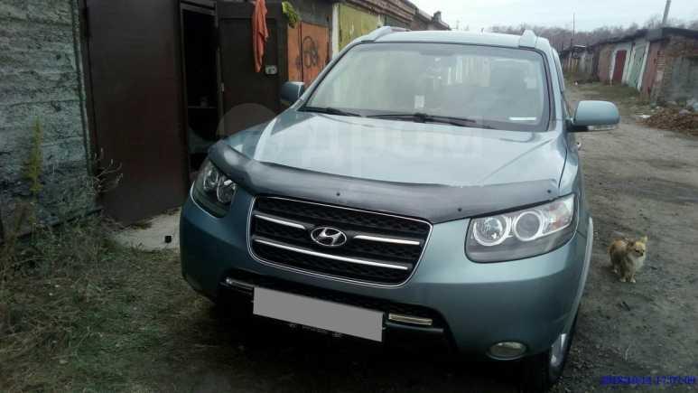 Hyundai Santa Fe, 2009 год, 700 000 руб.
