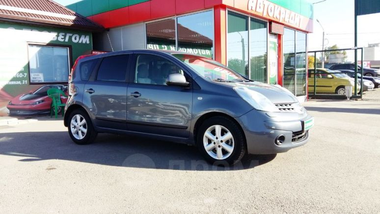 Nissan Note, 2007 год, 325 000 руб.