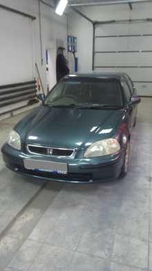 Березово Civic 1997