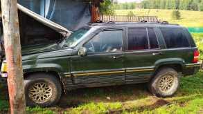 Емельяново Grand Cherokee