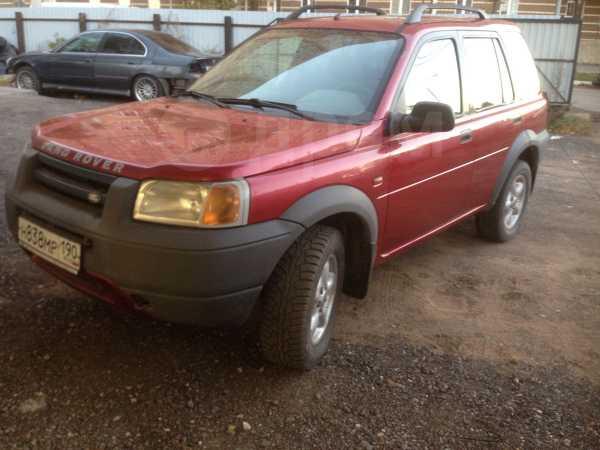 Land Rover Freelander, 1997 год, 225 000 руб.