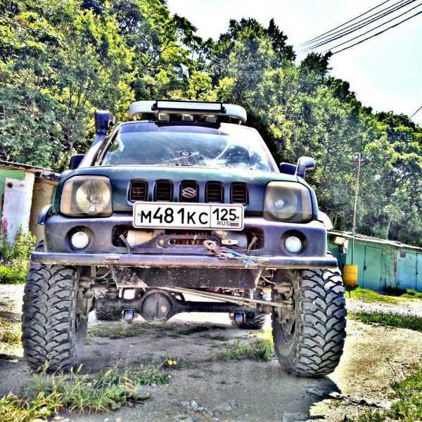 Suzuki Jimny Wide, 1998 год, 350 000 руб.