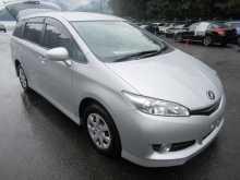 Toyota Wish, 2013 г., Красноярск