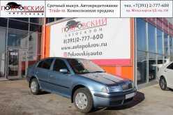 Красноярск Octavia 2008