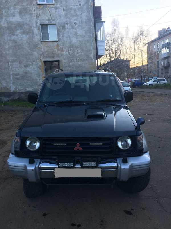 Mitsubishi Pajero, 1997 год, 450 000 руб.