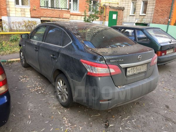Nissan Sentra, 2014 год, 393 000 руб.