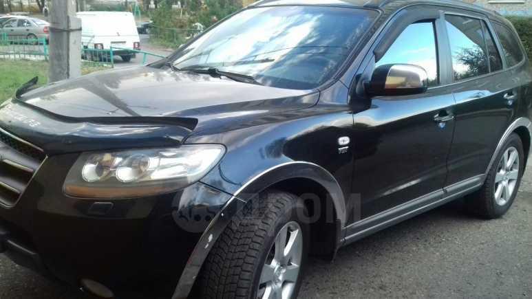 Hyundai Santa Fe, 2007 год, 520 000 руб.