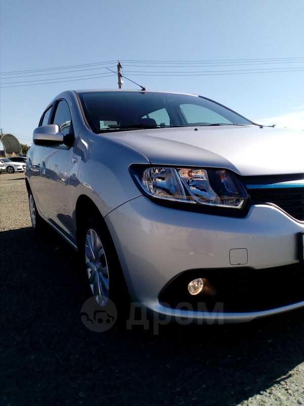 Renault Sandero, 2014 год, 557 000 руб.