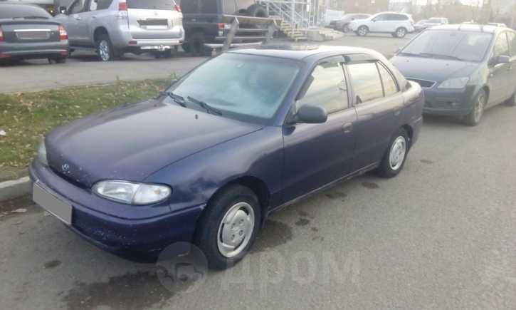 Hyundai Accent, 1994 год, 89 000 руб.