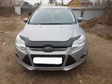 Улан-Удэ Ford Focus 2012