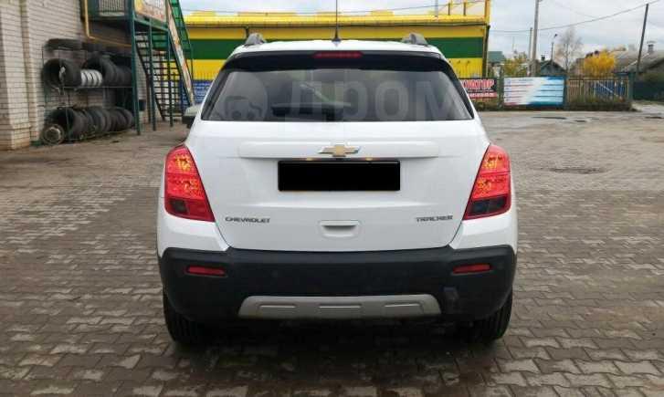 Chevrolet Tracker, 2014 год, 790 000 руб.