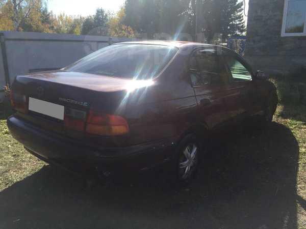 Toyota Carina E, 1996 год, 180 000 руб.