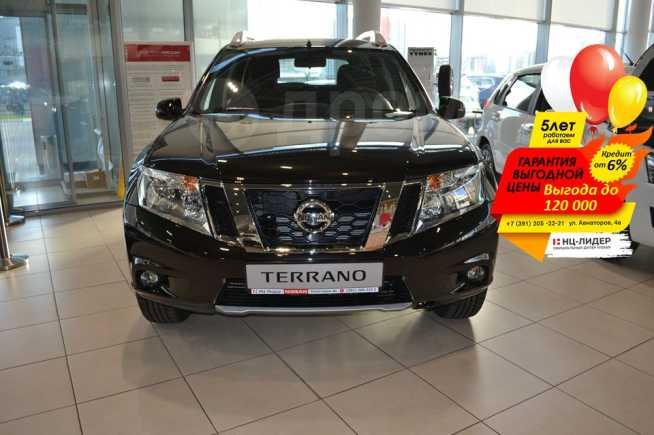 Nissan Terrano, 2018 год, 1 193 450 руб.