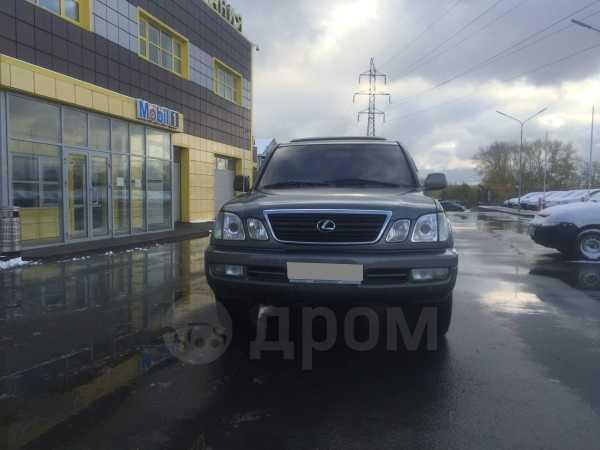 Lexus LX470, 1998 год, 870 000 руб.