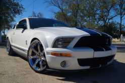 Керчь Mustang 2007