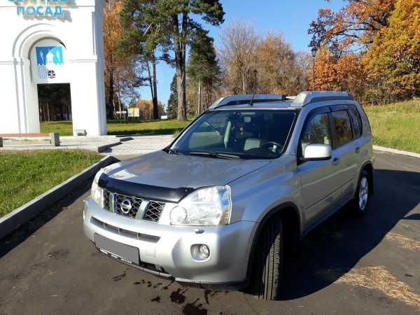 Nissan X-Trail, 2007 год, 630 000 руб.