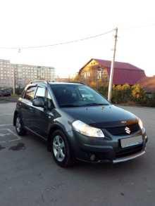 Новосибирск SX4 2010