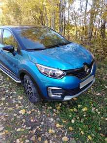 Renault Kaptur, 2016 г., Красноярск