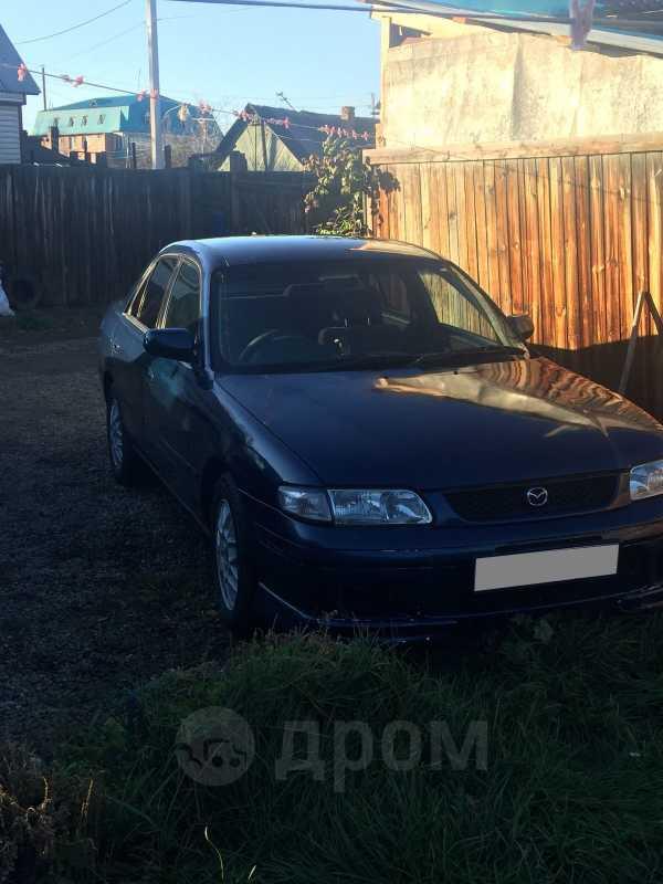 Mazda Capella, 1997 год, 195 000 руб.