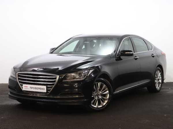 Hyundai Genesis, 2015 год, 1 090 000 руб.