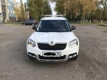 Омск Skoda Yeti 2017
