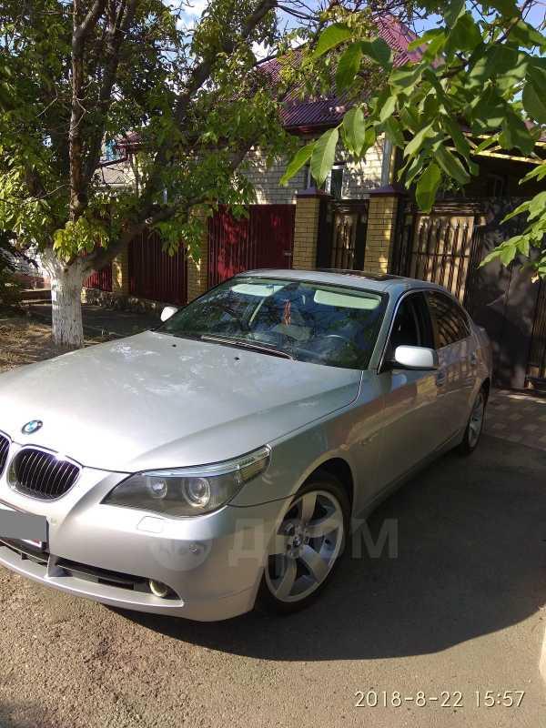 BMW 5-Series, 2004 год, 517 000 руб.