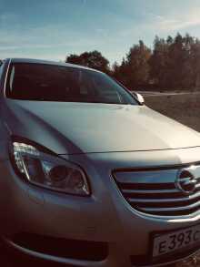 Ульяновск Opel 2010