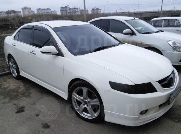 Honda Accord, 2002 год, 410 000 руб.