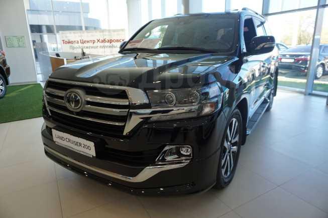 Toyota Land Cruiser, 2018 год, 6 187 885 руб.