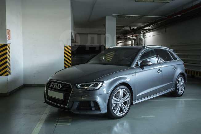 Audi A3, 2017 год, 2 250 000 руб.