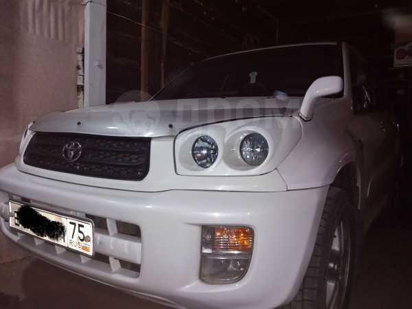 Toyota RAV4, 2001 год, 495 000 руб.