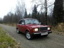 Берёзовский 2107 1989