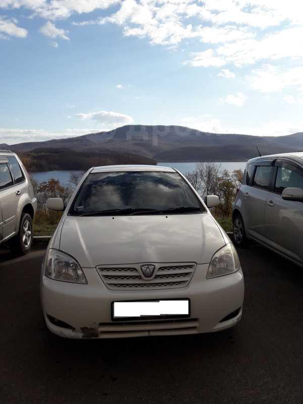 Toyota Allex, 2003 год, 400 000 руб.