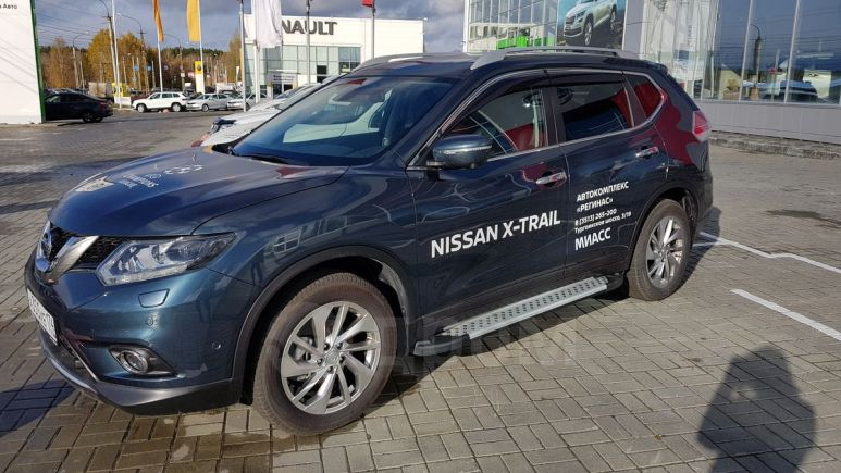 Nissan X-Trail, 2017 год, 1 800 000 руб.