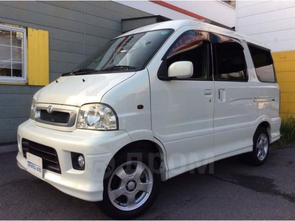 Toyota Sparky, 2001 год, 160 000 руб.
