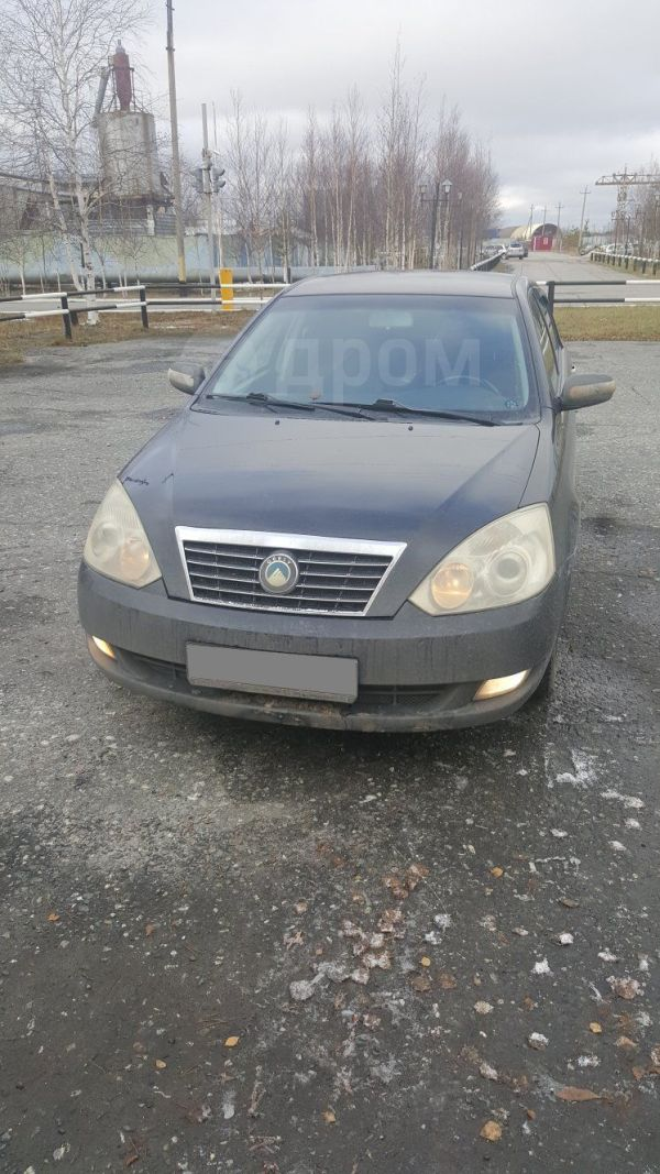 Geely Vision, 2008 год, 130 000 руб.